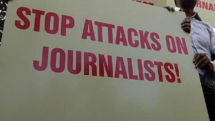 भारत में प्रेस की आजादी खतरे में, हिंदुत्व के खिलाफ लिखना-बोलना हुआ मुहाल