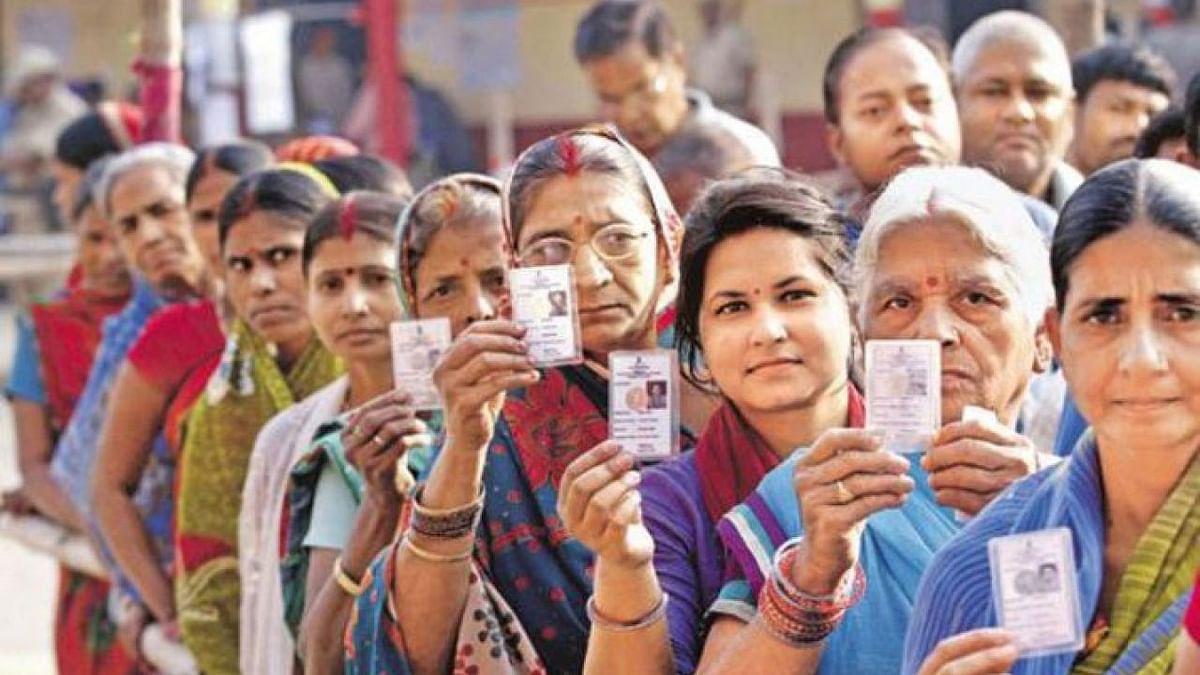 महाराष्ट्र में 57.01 फीसदी मतदाताओं ने डाले वोट, छत्तीसगढ़ में 7 सीटों पर 65 प्रतिशत मतदान