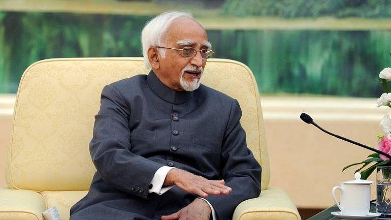 पूर्व उपराष्ट्रपति हामिद अंसारी की राय, बालाकोट पर सवाल करना देशद्रोह नहीं, लोगों का अधिकार है