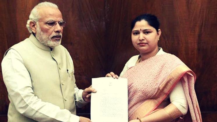 यूपी: बीजेपी सांसद का अपनी ही पार्टी पर हमला, कहा- जब आडवाणी और जोशी  का कट गया टिकट, मैं तो दलित हूं