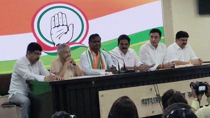 कांग्रेस में शामिल होने के बाद उदित राज का बीजेपी पर हमला, कहा- दलित आंदोलन का समर्थन करने की मुझे मिली सजा