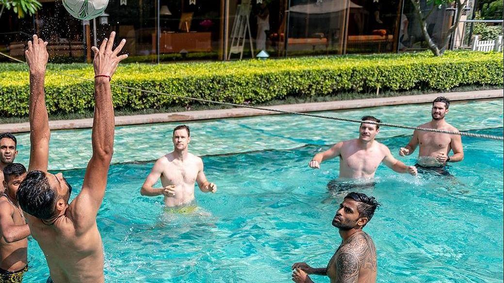 मुंबई इंडियंस ने खिलाड़ियों को दिया ब्रेक, आराम के लिए टीम को  मिली 4 दिन की छुट्टी