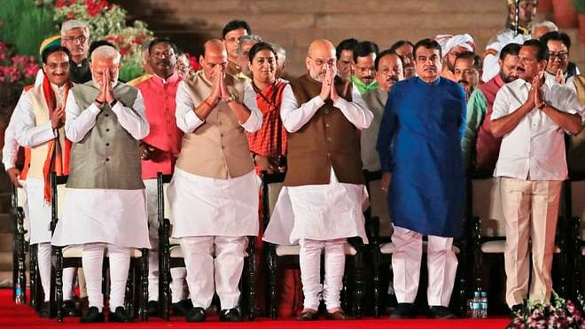 ये हैं मोदी सरकार के टॉप-10 मंत्री, जानिए किसे मिला कौन सा मंत्रालय