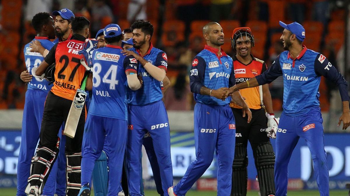 IPL 2019: एलिमिनेटर मैच में आज हैदराबाद और दिल्ली की टीम होंगी आमने-सामने