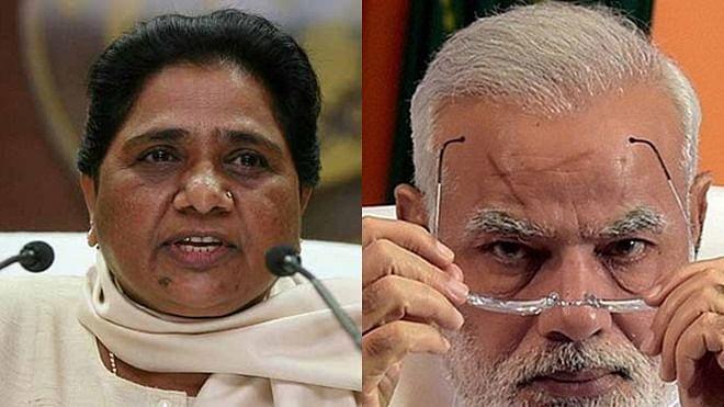 वाराणसी में पीएम मोदी को जिताने के लिए मतदाताओं  को बीजेपी दे रही है  धमकी? मायावती का गंभीर आरोप