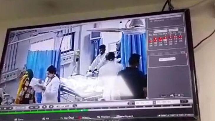 अचानक बेहोश हो गई महिला, अस्पताल में इलाज शुरु होते ही मुंह में हो गया विस्फोट और चली गई जान