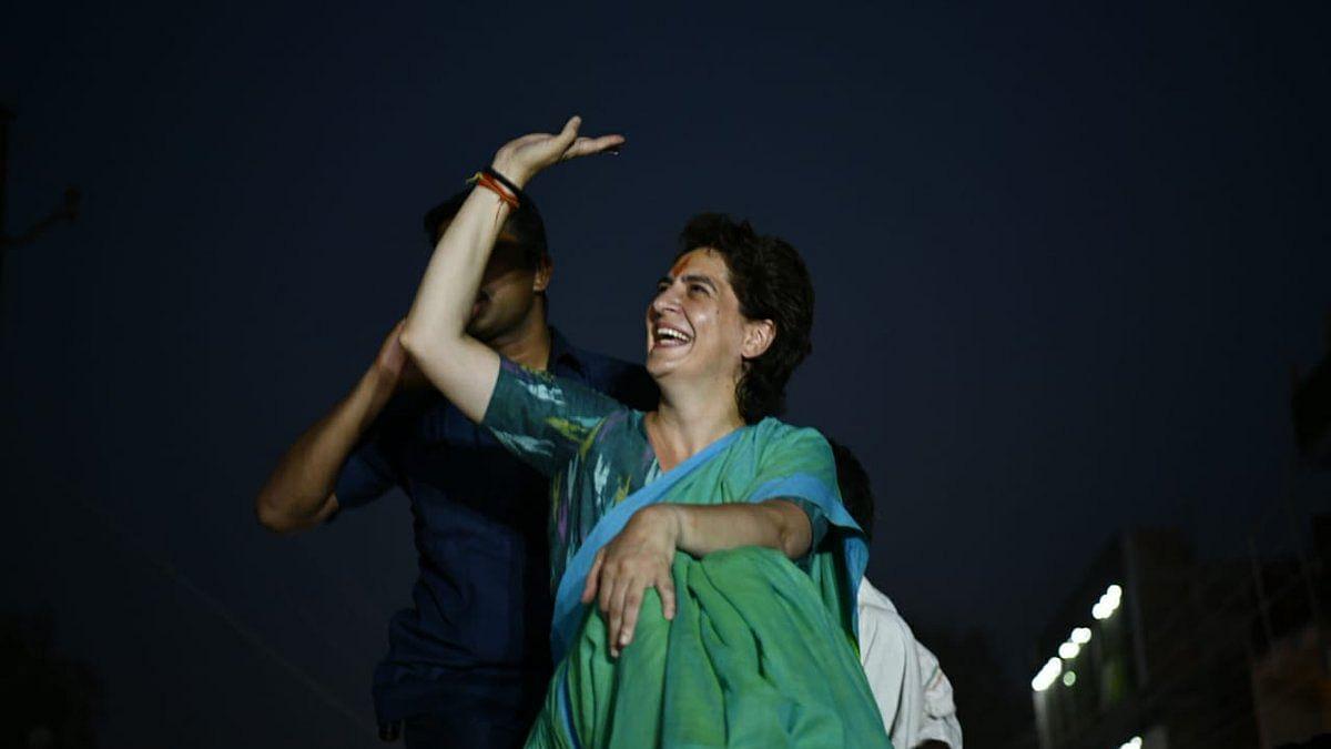 प्रियंका का मोदी सरकार पर हमला, कहा- बीजेपी की मदद के बजाय मर जाना पसंद करूंगी, 5 मई को दिल्ली में रोड शो