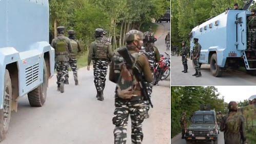 जम्मू-कश्मीर: शोपियां में सुरक्षा बलों से मुठभेड़ में दो आतंकी ढेर