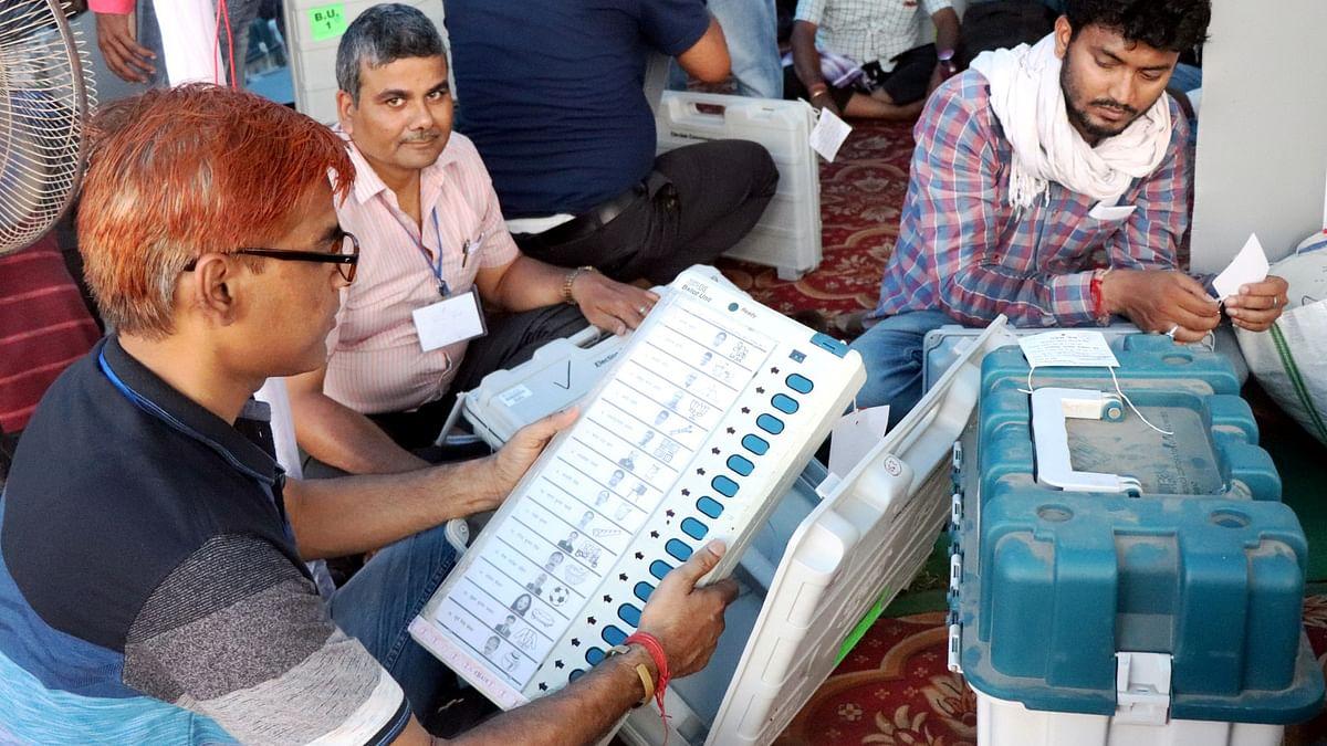 देशव्यापी शिकायत, ईवीएम की अदला-बदली और छेड़छाड़ की खबर के बीच मतगणना कल, कल सुबह 8 बजे से शुरु होगी वोटों की गिनती