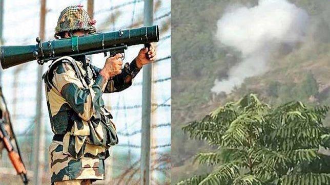 जम्मू-कश्मीर:  पाकिस्तान ने फिर की नापाक हरकत, सीमा पर किया सीजफायर का उल्लंघन, एक नागरिक घायल