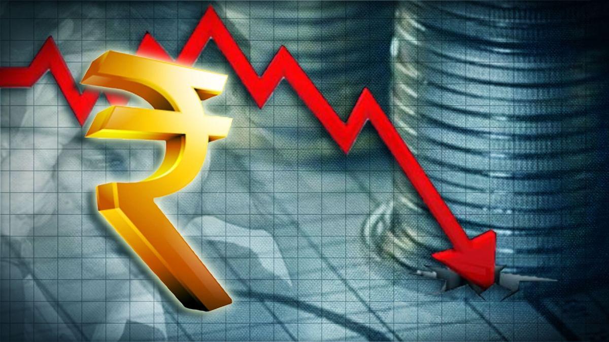 मोदी सरकार में अर्थव्यवस्था का बुरा हाल, जीडीपी पहुंची 5 साल के सबसे निचले स्तर पर