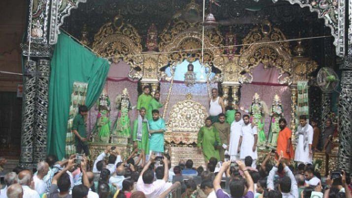 मथुरा में  विदेशी श्रद्धालु नहीं बोला 'राम राम' तो युवक ने चाकू से किया वार, हमलावर गिरफ्तार