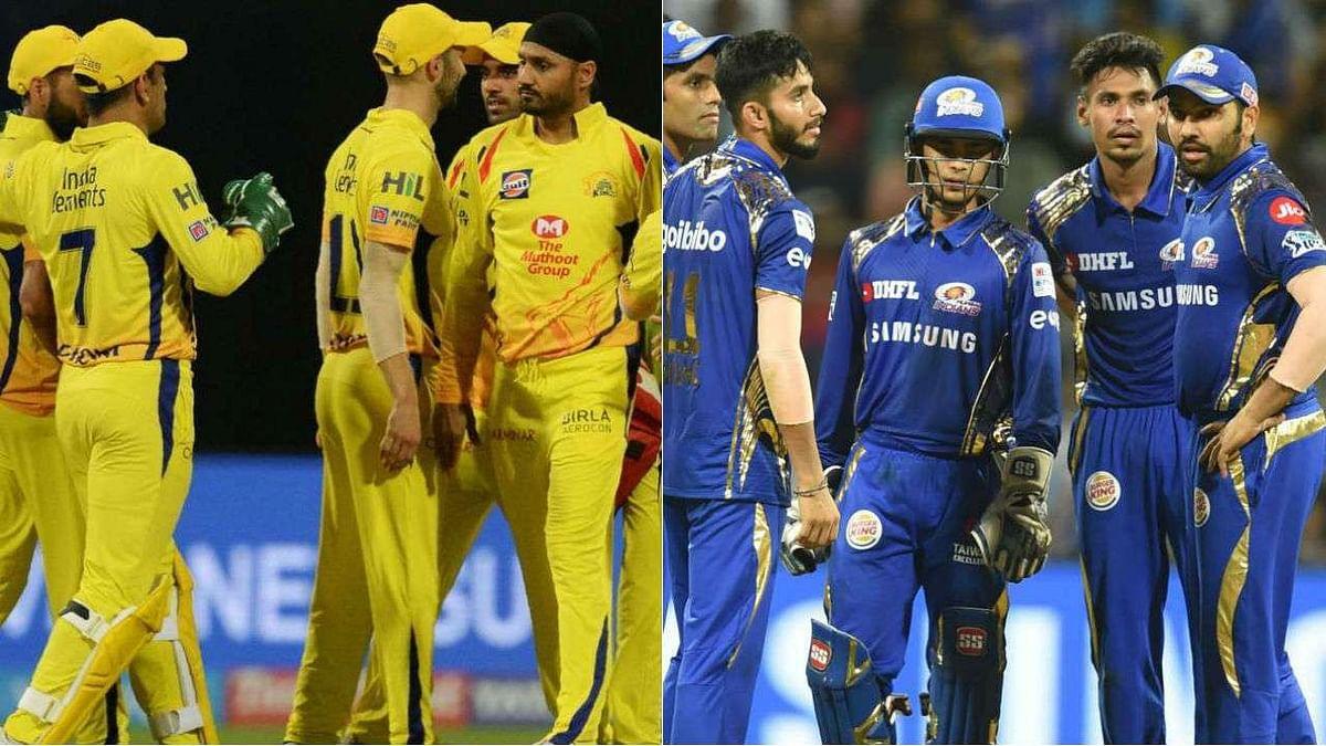 IPL 2019: फाइनल में पहुंचने के लिए चेन्नई और मुंबई में होगी कांटे की टक्कर, मुकाबला आज