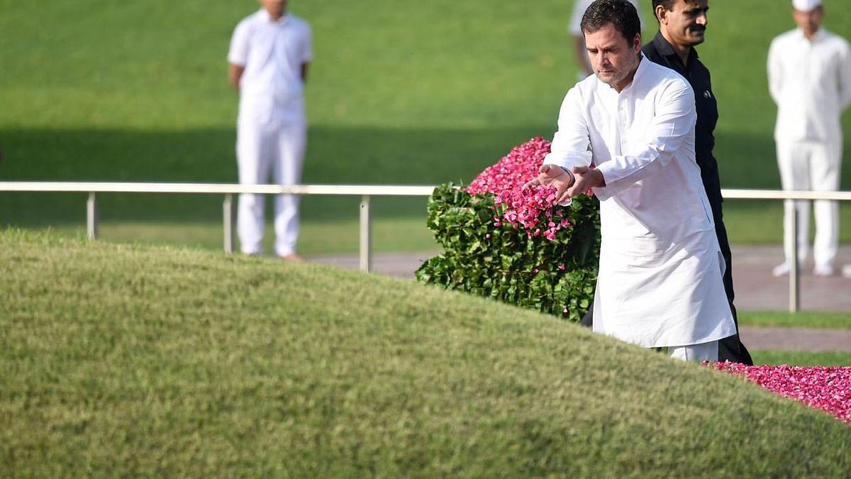 राहुल गांधी ने पंडित नेहरू को उनकी पुण्यतिथि पर किया याद, कहा- नेहरु ने 70 सालों तक देश में जिंदा रखा लोकतंत्र
