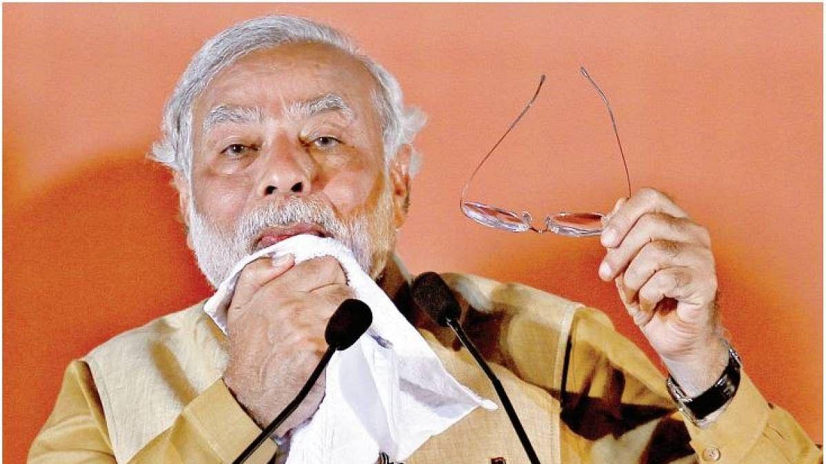 आंकड़े बता रहे हैं, मोदी जी जा रहे हैं, बीजेपी के 60 फीसदी मौजूदा सांसद हार रहे चुनाव!