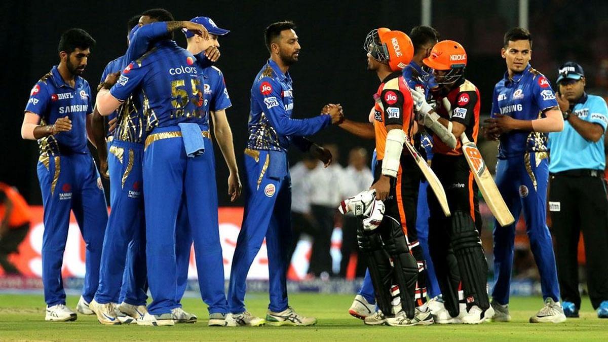 IPL 2019: अपने घरेलू मैदान पर हैदराबाद से भिड़ेगी  मुंबई इंडियंस, वानखेड़े में आज होगा मुकाबला