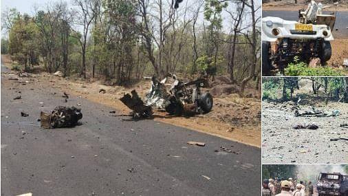 गढ़चिरौली के बाद नक्सलियों का आतंक जारी,  सुकमा में 2 ग्रामीणों को उतारा मौत के घाट, गया में गाड़ियों को फूंका