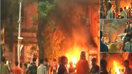 कोलकाता हिंसा: अमित शाह के खिलाफ केस दर्ज, टीएमसी ने जारी किए 3 वीडियो, बीजेपी समर्थकों पर लगाया हिंसा का आरोप