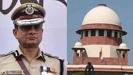शारदा चिट फंड मामला:  कोलकाता के पूर्व पुलिस कमिश्नर राजीव कुमार को झटका, सुप्रीम कोर्ट ने कहा- हाई कोर्ट जाएं