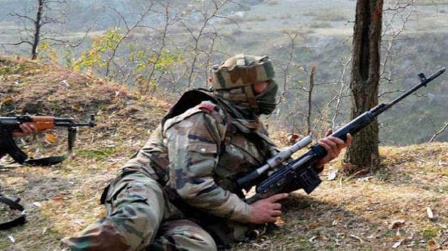 जम्मू-कश्मीर: राजौरी में सीमा पर पाकिस्तान ने किया सीजफायर का उल्लंघन, एक नागरिक घायल