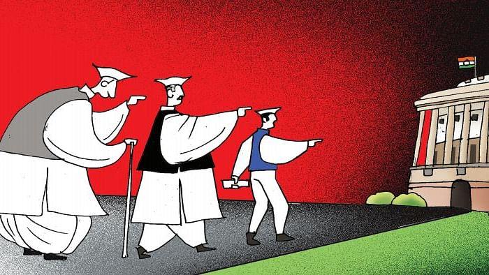 मृणाल पांडे का लेखः दोराहे पर खड़े देश में 2019 का चुनाव 1947 के हालात जैसा
