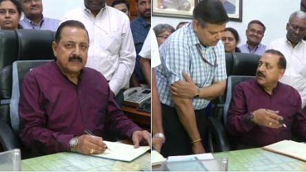 नवजीवन बुलेटिन: मोदी सरकार में विभागों के बंटवारे के बाद मंत्रियों ने संभाला कार्यभार, इस समय की 4 बड़ी खबरें