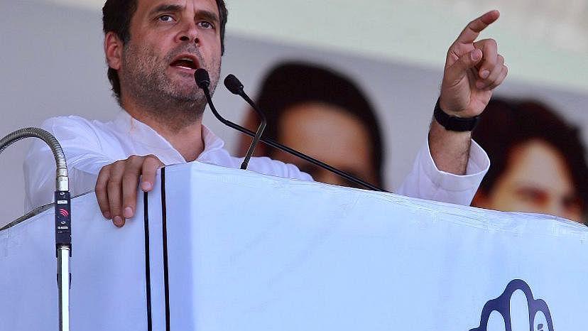मनमोहन सिंह की आलोचना करने वाले पीएम मोदी का आज पूरा देश  उड़ा रहा है मजाक: राहुल गांधी