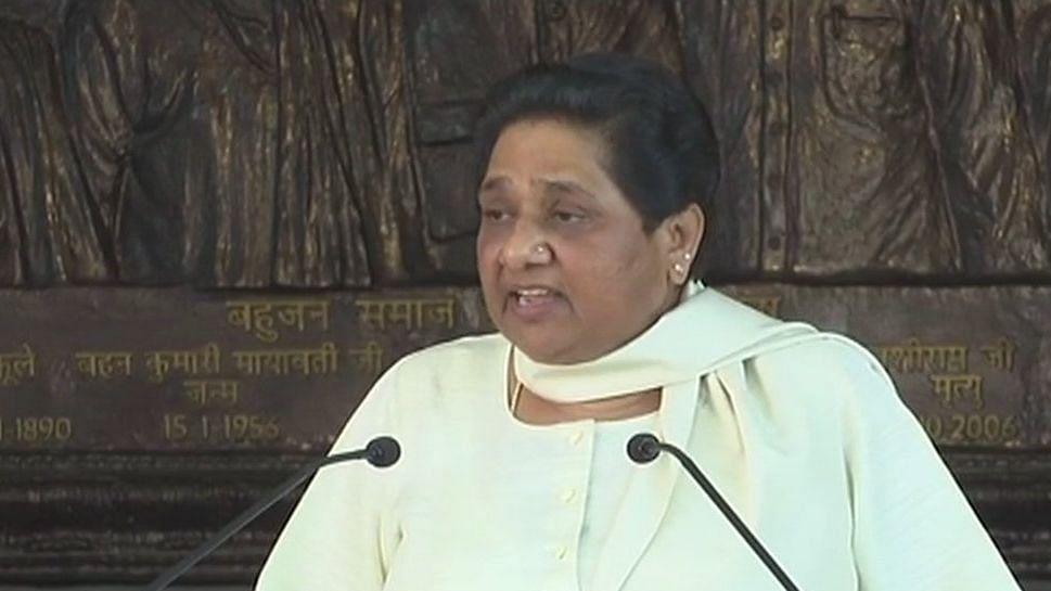 बीएसपी का कांग्रेस को अमेठी-रायबरेली सीट पर समर्थन, मयावती बोलीं- 23 मई को अहंकारी शासन से मिलेगी मुक्ति