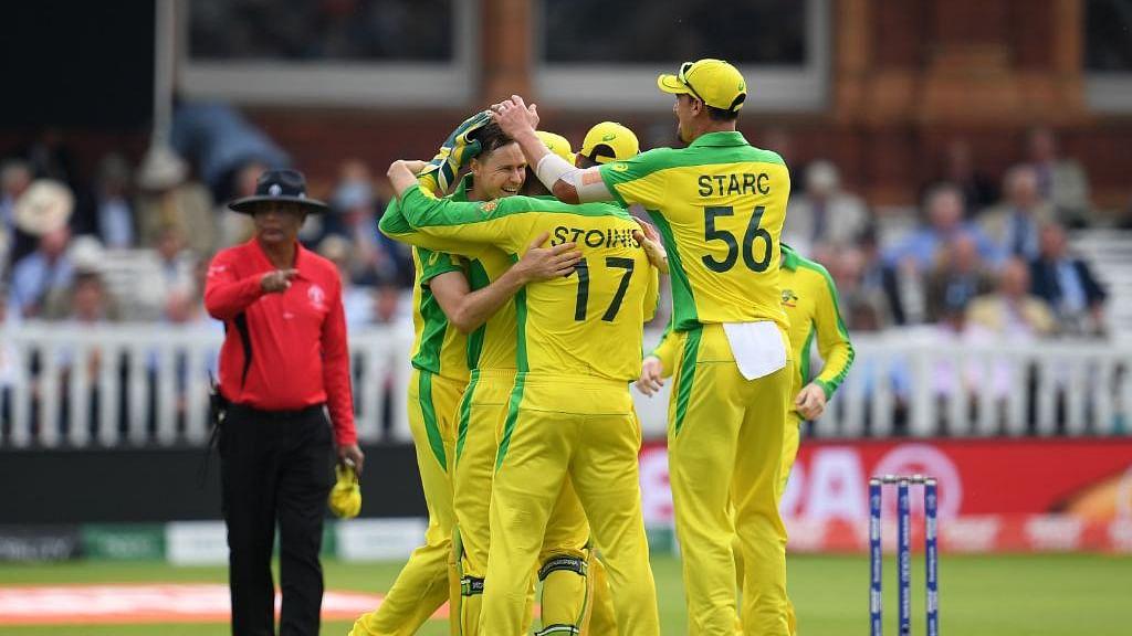 वर्ल्ड कप 2019 LIVE: लॉर्ड्स के मैदान पर ऑस्ट्रेलिया ने इंग्लैंड को रौंदा, सेमीफाइनल पहुंचने वाली पहली टीम बनी