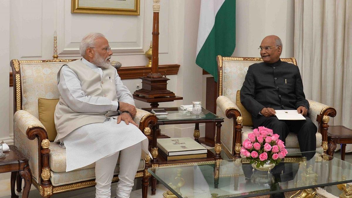 राष्ट्रपति, उपराष्ट्रपति, प्रधानमंत्री और कांग्रेस अध्यक्ष ने देशवासियों को दी ईद की बधाई