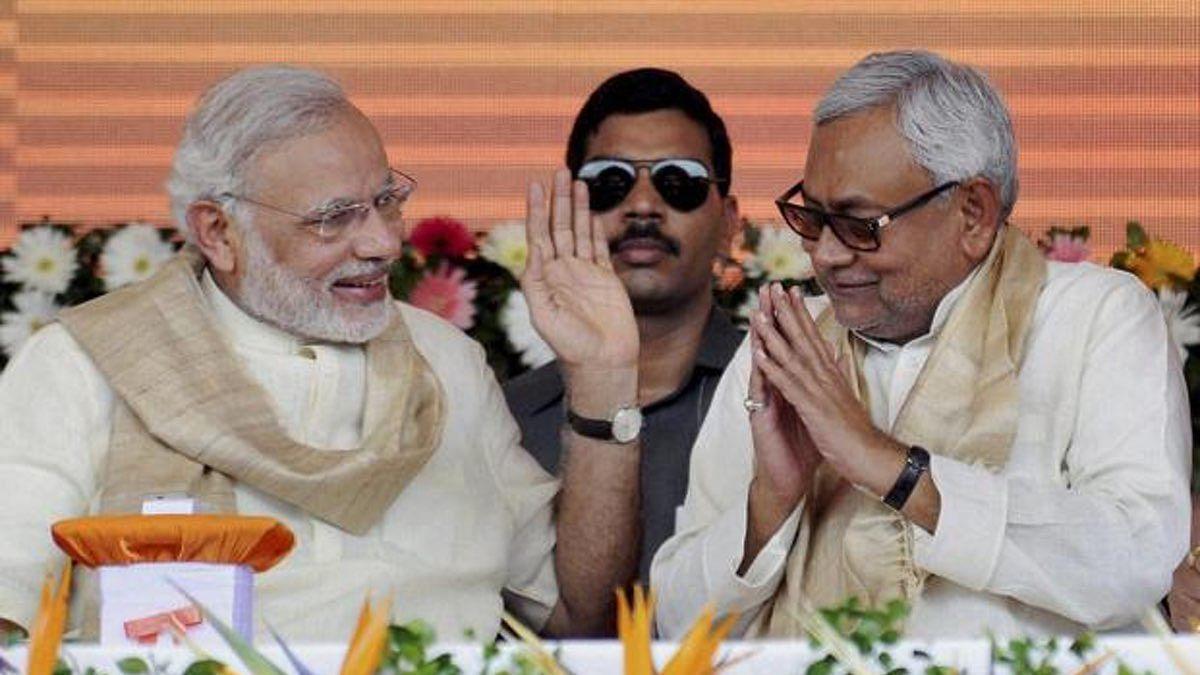 एनडीए में रहकर भी मोदी सरकार से दूरी बना रहे नीतीश, 4 राज्यों में बीजेपी के खिलाफ चुनाव लड़ने का फैसला