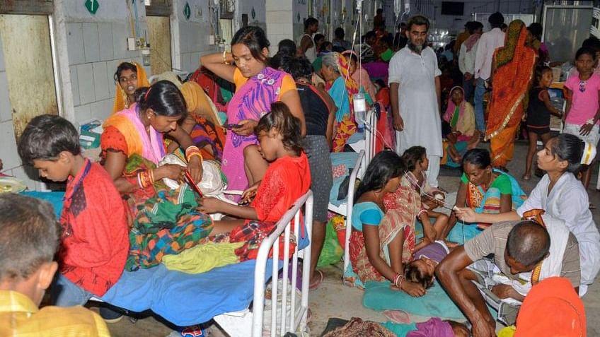 स्वास्थ्य केंद्र बेहाल, आंगनबाड़ी की सुस्त रफ्तार, तो फिर कैसे न हो बिहार 'चमकी' का शिकार