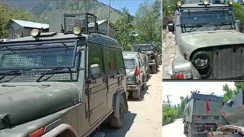 जम्मू-कश्मीर: अनंतनाग में सुरक्षा बलों से मुठभेड़ में जैश का आतंकी ढेर, तलाशी अभियान जारी, इंटरनेट सेवा पर रोक