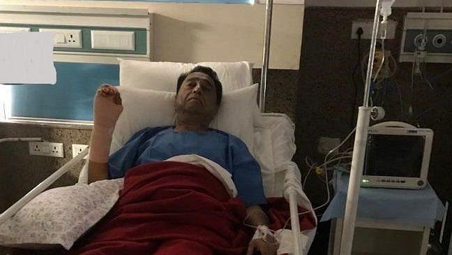सीएम कमलनाथ ने सरकारी अस्पताल में कराई सर्जरी, हाथ में थी तकलीफ