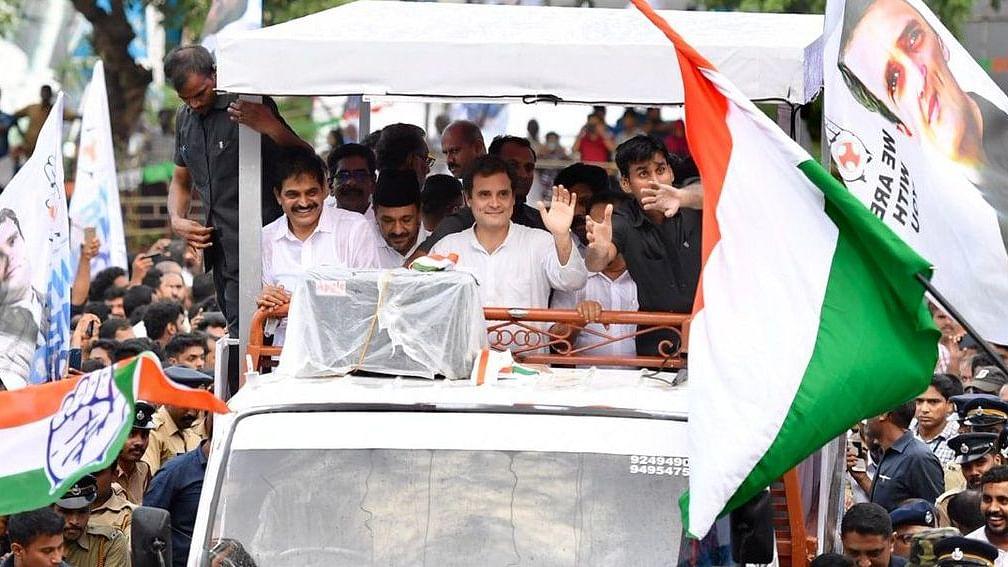 राहुल ने रोड शो कर वायनाड की जनता को कहा धन्यवाद, पीएम पर हमला, बोले- क्रोध, घृणा का प्रतिनिधित्व करते हैं मोदी