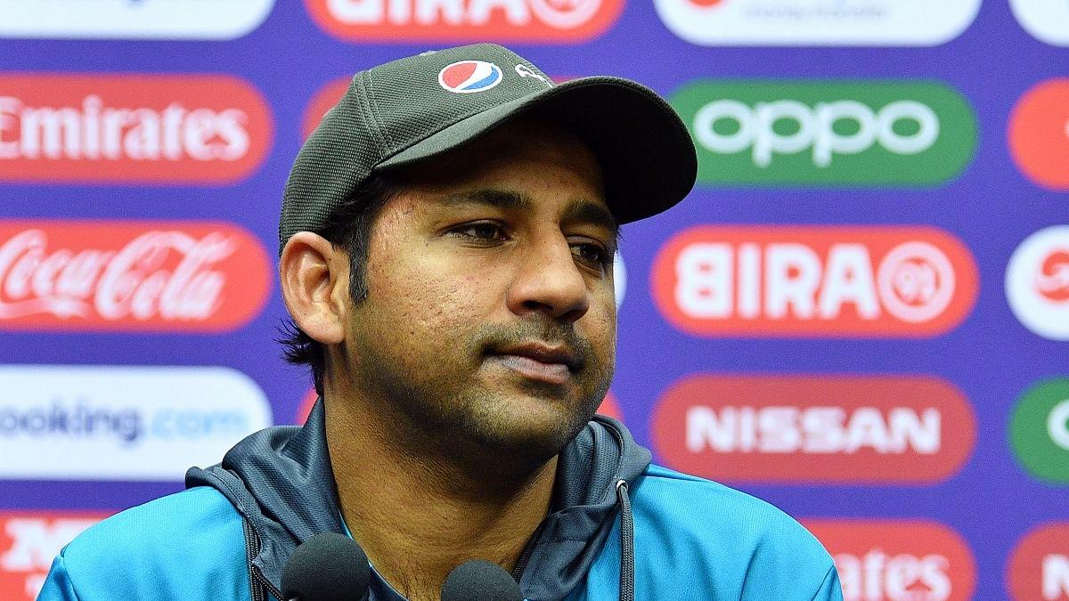 विश्व कप: भारत की जीत पर पाक कप्तान को आया गुस्सा, कहा- मैच में इंडिया को मनमाफिक पिच
