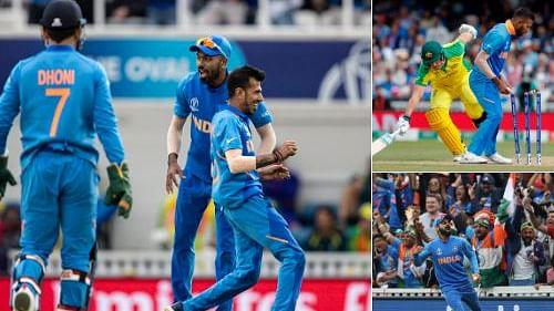 वर्ल्ड कप 2019 LIVE: भारत ने ऑस्ट्रेलिया को धूल चटाई, वर्ल्ड कप मैच 36 रन से जीता