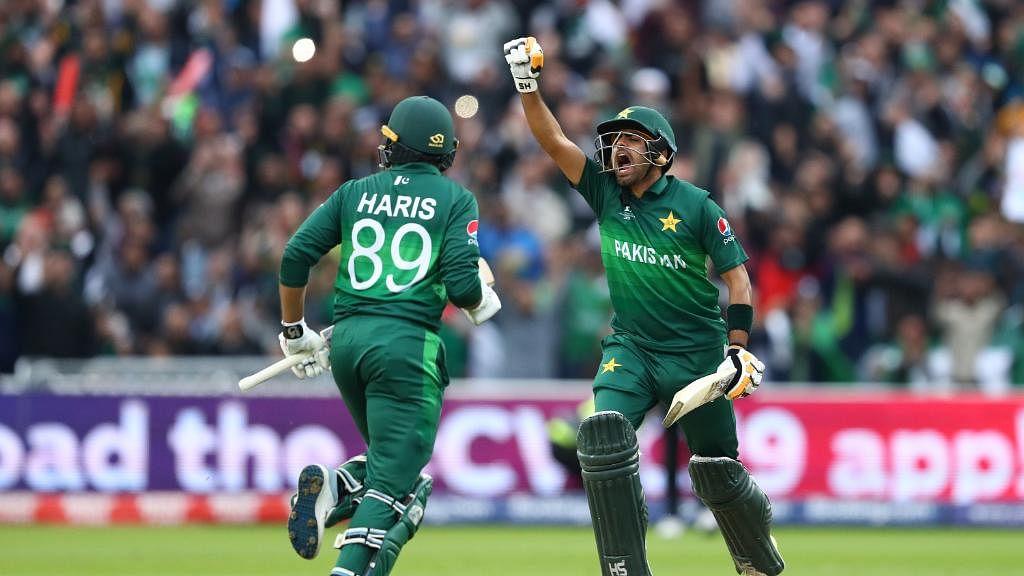 वर्ल्ड कप 2019 : बाबर के शतक की बदौलत पाकिस्तान ने न्यूजीलैंड को 6 विकेट से हराया