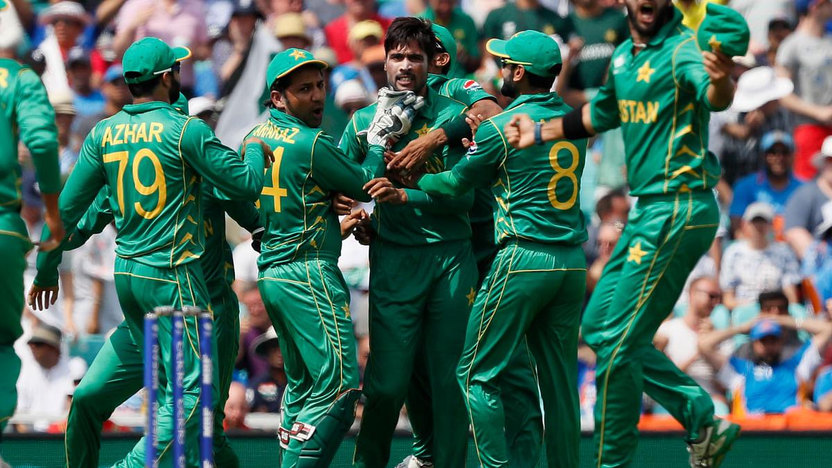 विश्व कप में भारत के खिलाफ अलग तरह से जश्न मानना चाहते थे पाकिस्तानी खिलाड़ी, पाक  बोर्ड ने किया मना