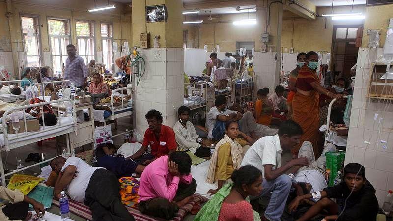 बीजेपी के योगी का यूपी स्वास्थ्य सेवाओं में फिसड्डी, बिहार की हालत भी खराब: नीति आयोग का स्वास्थ्य सूचकांक