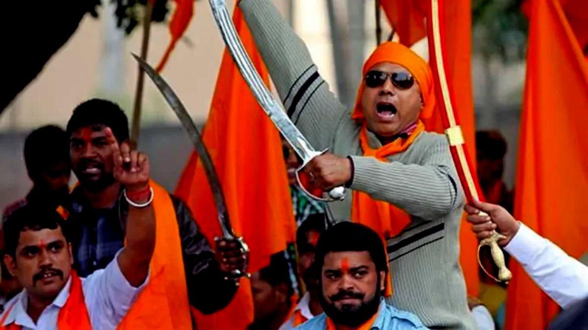 पुणे में वीएचपी के 200 कार्यकर्ताओं के खिलाफ केस दर्ज, जुलूस के दौरान लहराए गए थे हथियार