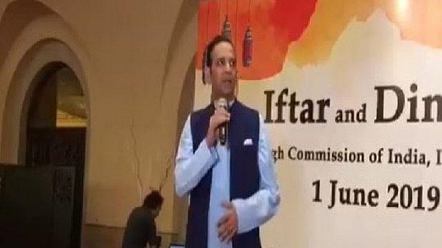 भारतीय उच्चायोग की इफ्तार पार्टी में पाकिस्तानी अधिकारियों की शर्मनाक हरकत, मेहमानों के साथ की धक्का-मुक्की