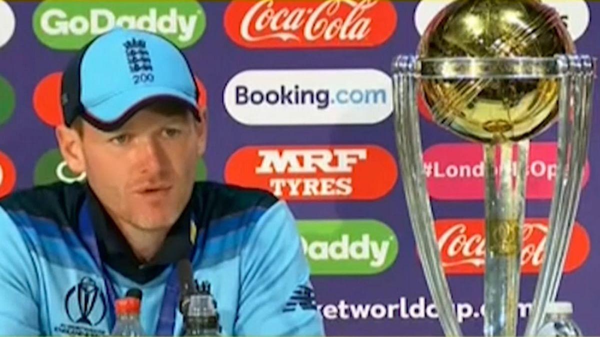 विश्व कप जीतने के बाद इंग्लैंड के कप्तान बोले, 'अल्लाह हमारे साथ थे'