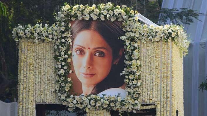 श्रीदेवी की मौत पर फिर उठे सवाल, वरिष्ठ आईपीएस का दावा- हुई थी हत्या