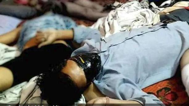 गाजियाबाद में सनसनीखेज वारदात, कमरे से मिले एक ही परिवार के 4 शव, मुंह पर चिपकी मिली  काली टेप