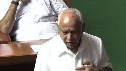 कर्नाटक फ्लोर टेस्ट: विधानसभा में येदियुरप्पा ने साबित किया बहुमत, विपक्ष ने नहीं की मतदान की मांग