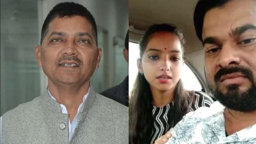 यूपी: हाई कोर्ट में बीजेपी विधायक की बेटी के दलित पति की पिटाई, कोर्ट का साक्षी-अजितेश को सुरक्षा देने का आदेश
