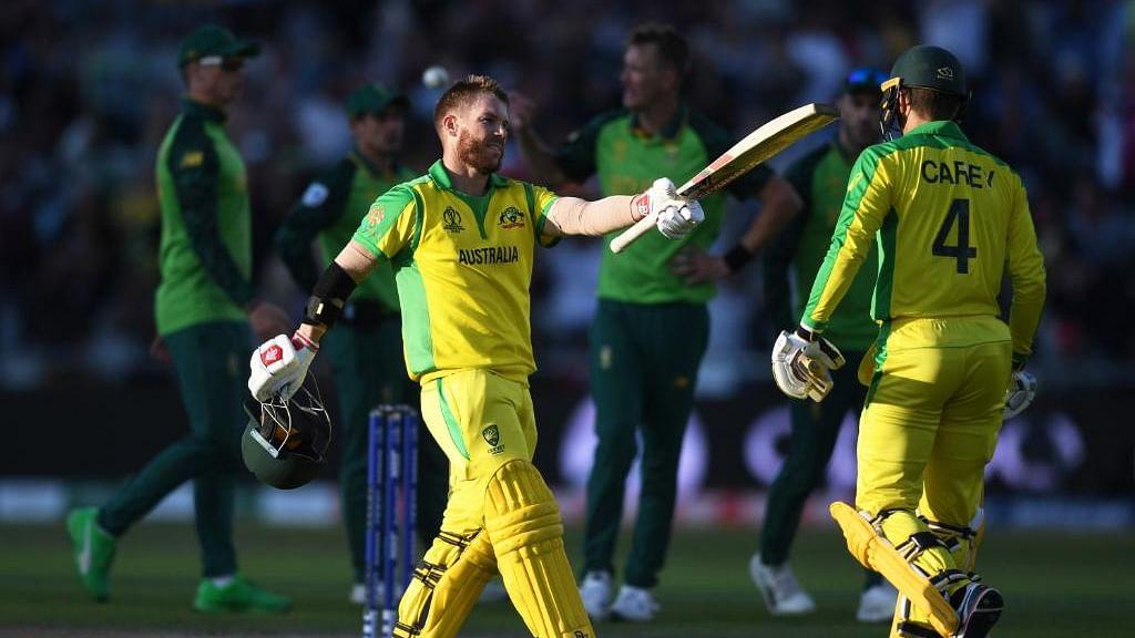 वर्ल्ड कप 2019 LIVE: ऑस्ट्रेलिया बनाम दक्षिण अफ्रीका - ऑस्ट्रेलिया का पांचवा विकेट गिरा, जीत के लिए चाहिए 10 ओवर में 90 रन