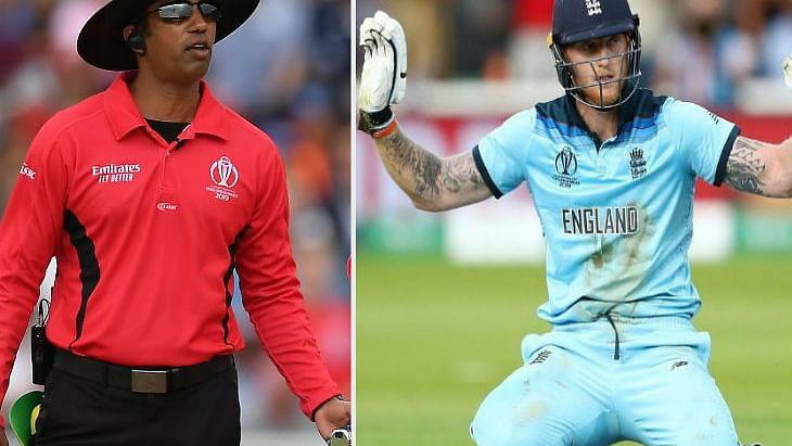 वर्ल्ड कप 2019: अंपायर धर्मसेना ने भी माना, फाइनल मैच में इंग्लैंड को ओवर थ्रो के 6 रन देना थी एक बड़ी गलती