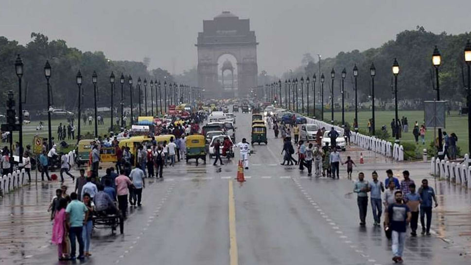 दिल्ली में जल्द दस्तक देगा मॉनसून, अगले कुछ घंटों में हलकी बारिश देगी गर्मी से राहत